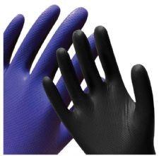 ResQ-Grip Drug Resistant Gloves - Blue