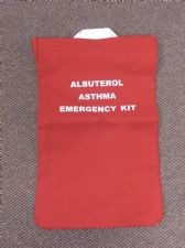 Emergency Inhaler Evacuation Tote Bag
