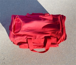 Emergency Evacuation Duffle Bag