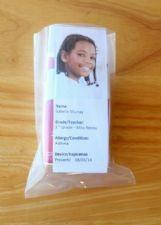 Inhaler Poly-Bag/Velcro Labeling System – Complete Kit