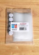 Nurse's Office Auvi-Q Polybag/Velcro Refill Kit