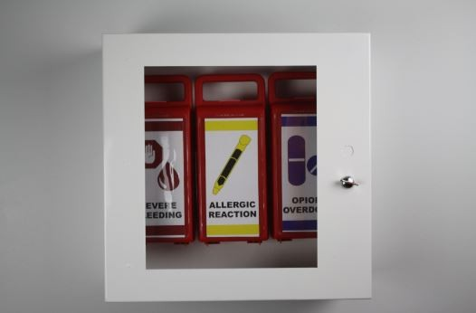 LivSafer Modular Public Access First Aid System