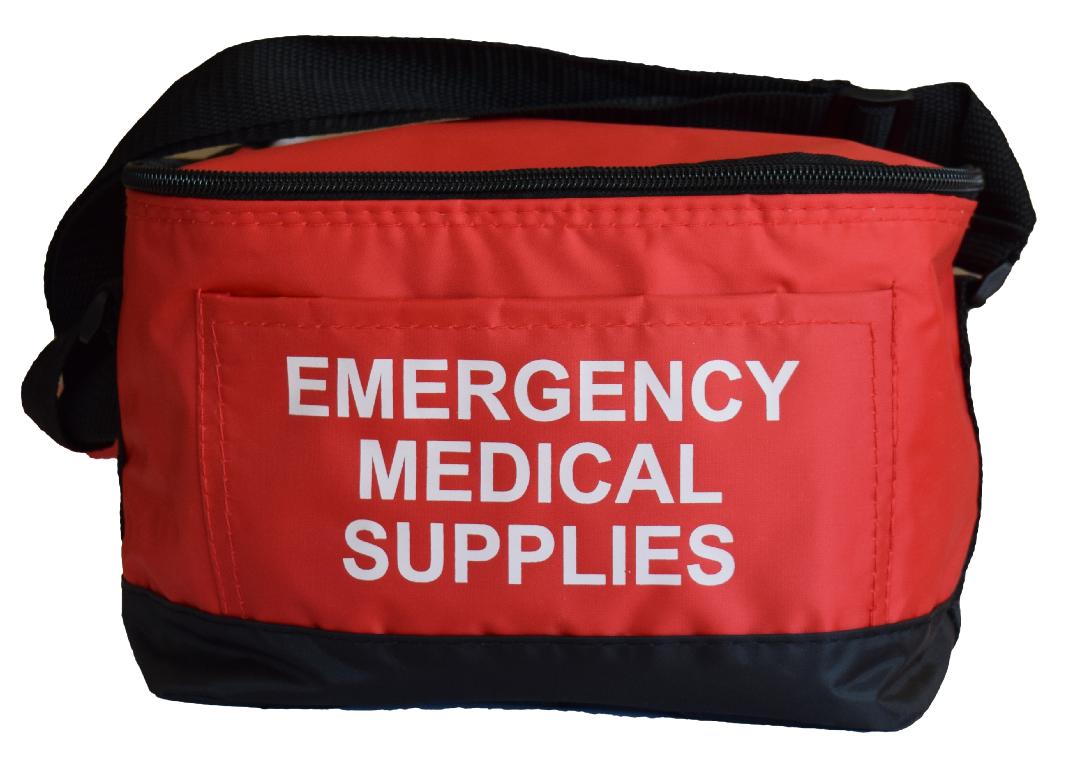 Athletic Coach Emergency Medical Supplies Insulated Bag