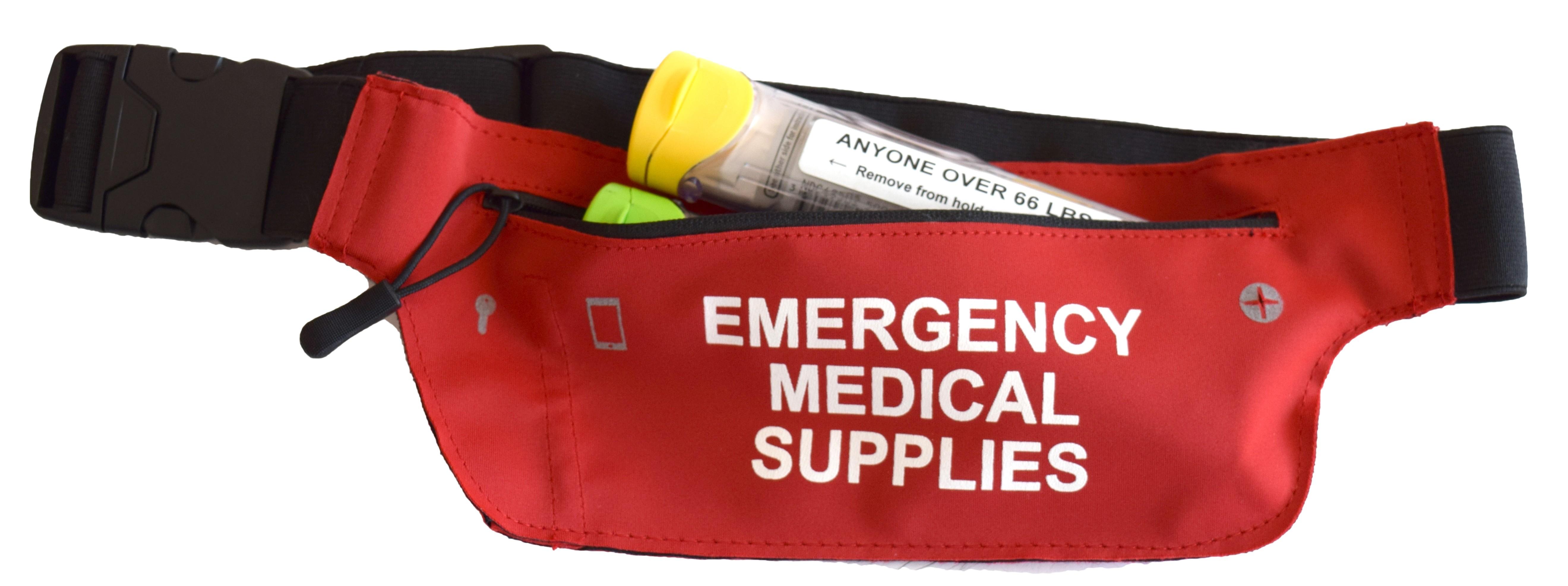Field Trip Fanny Pack Emergency Medication Bag
