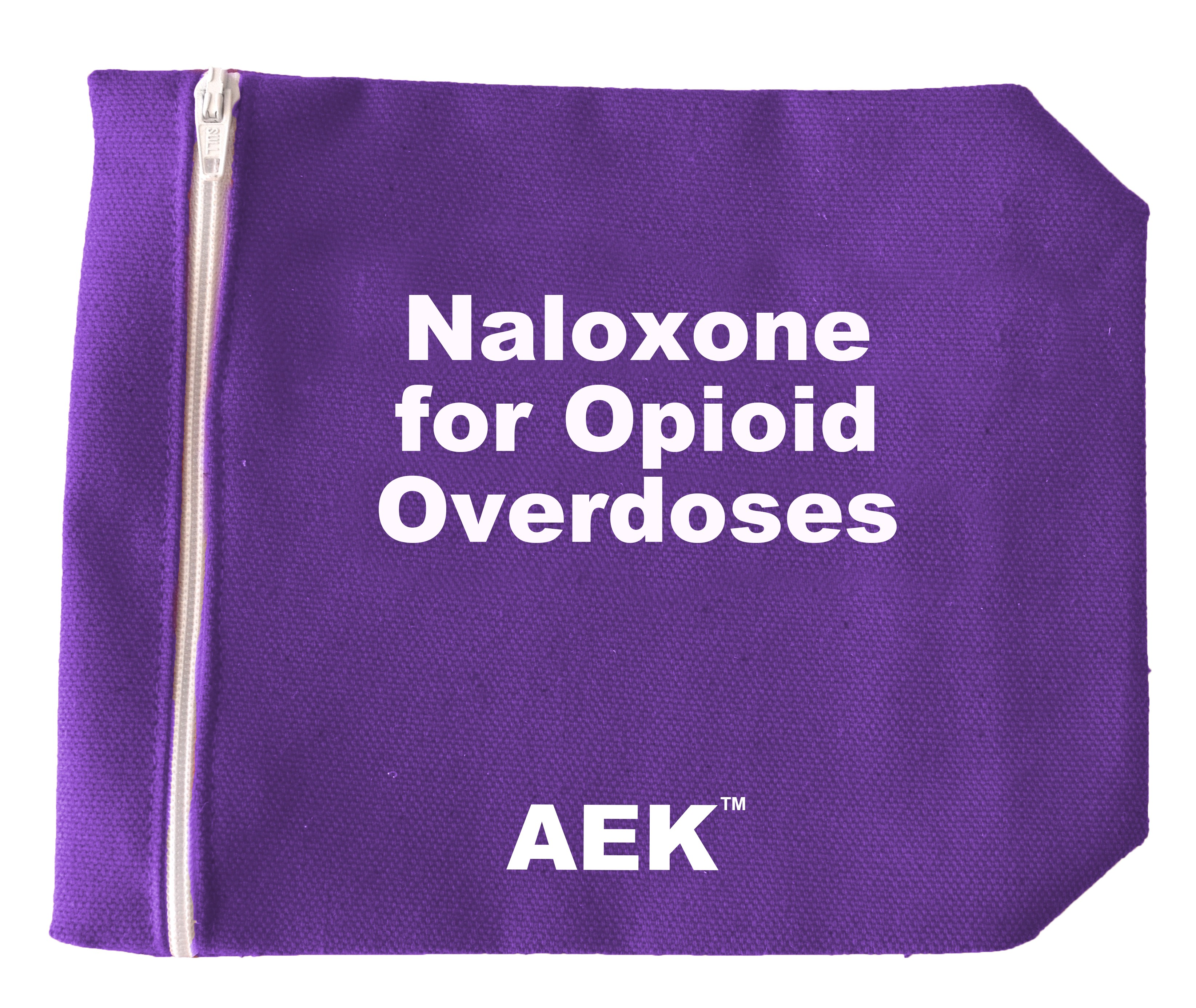 Overdose Narcan Carrying Bag