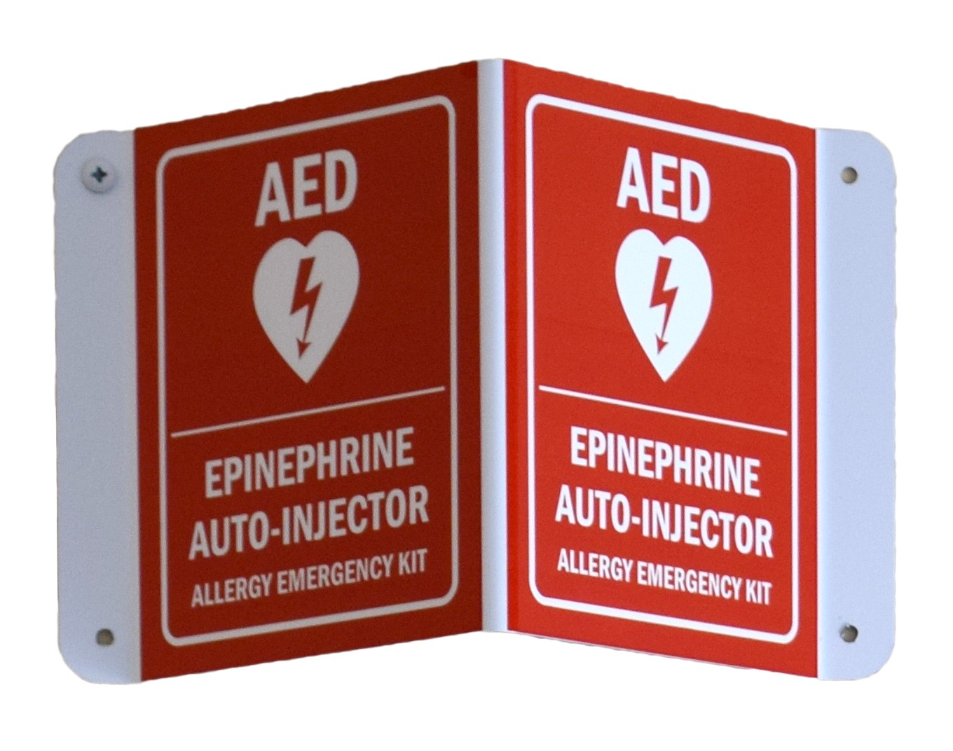 Epinephrine / AED Sign