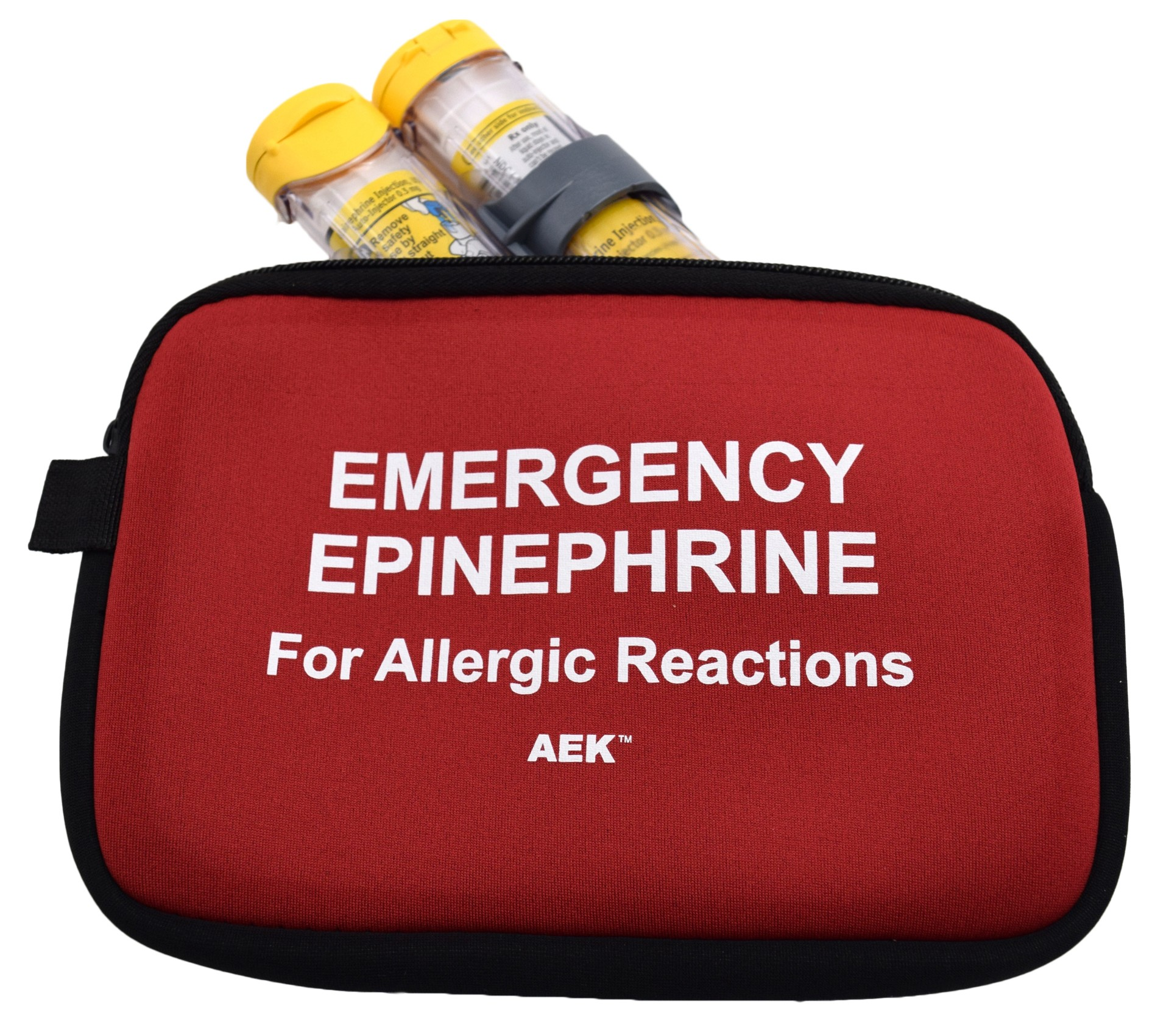 School Bus / Aviation Allergy Emergency Kit