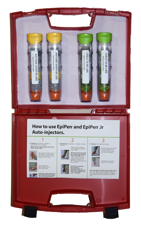 Food Allergy Emergency Kit for Restaurants