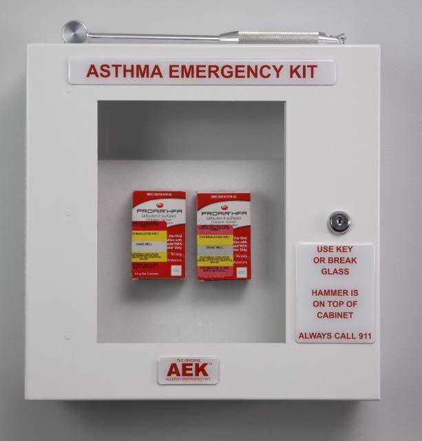 Asthma Emergency Kit - Albuterol