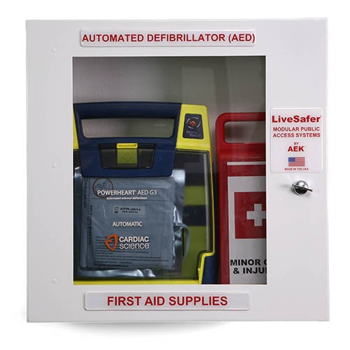 AED Combination Cabinets
