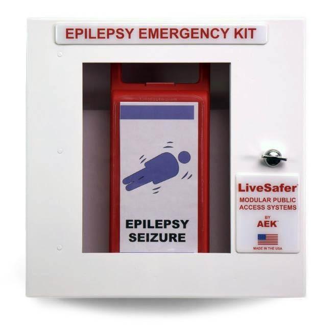 Epilepsy Emergency Kit - Epileptic Seizure