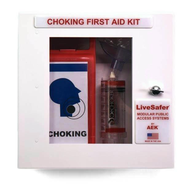 Choking First Aid Kit - DeChoker