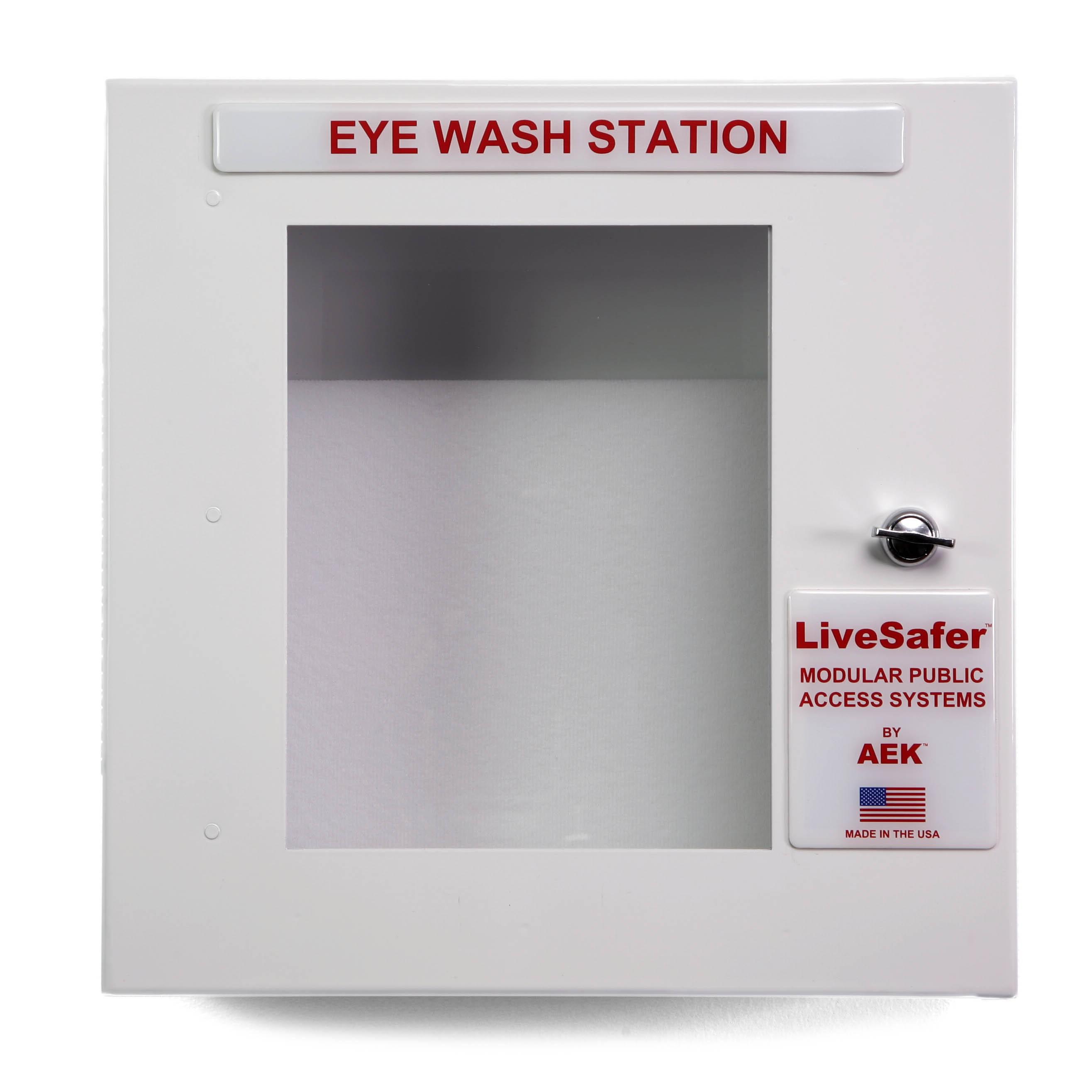 Eye Wash Station Cabinet