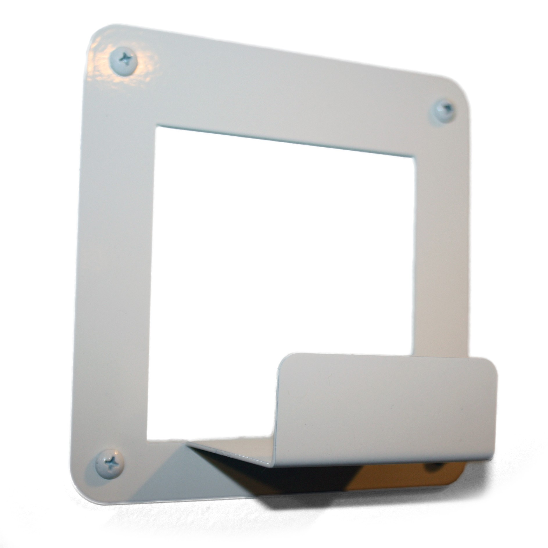 Metal Wall Hanger for Plastic Cases