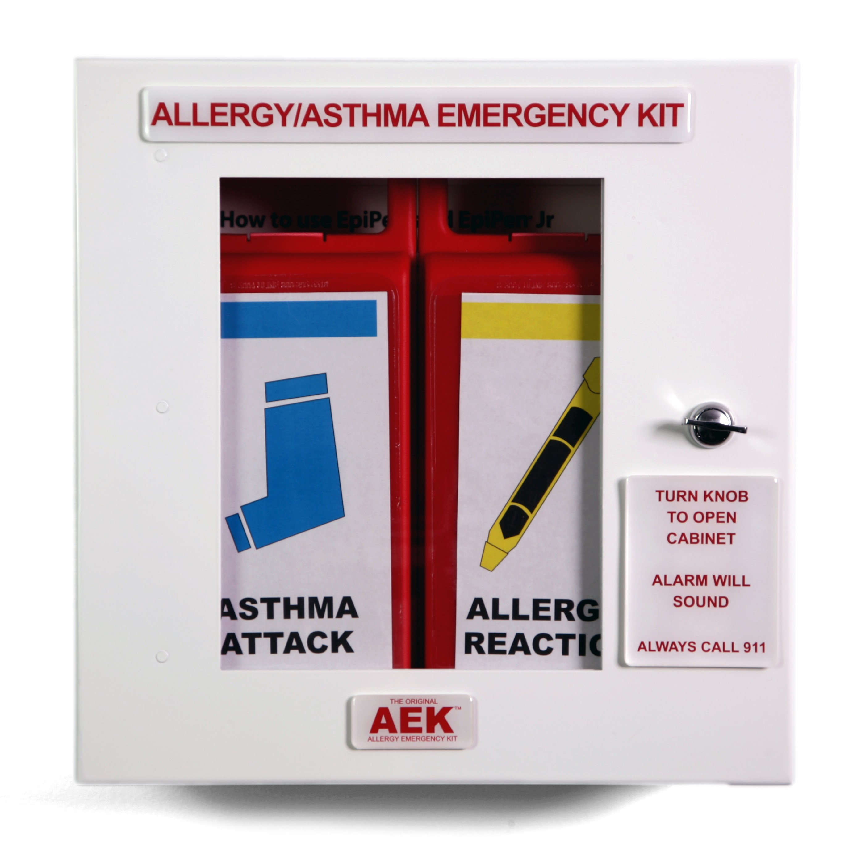 Allergy / Asthma Emergency Kit (Combined)