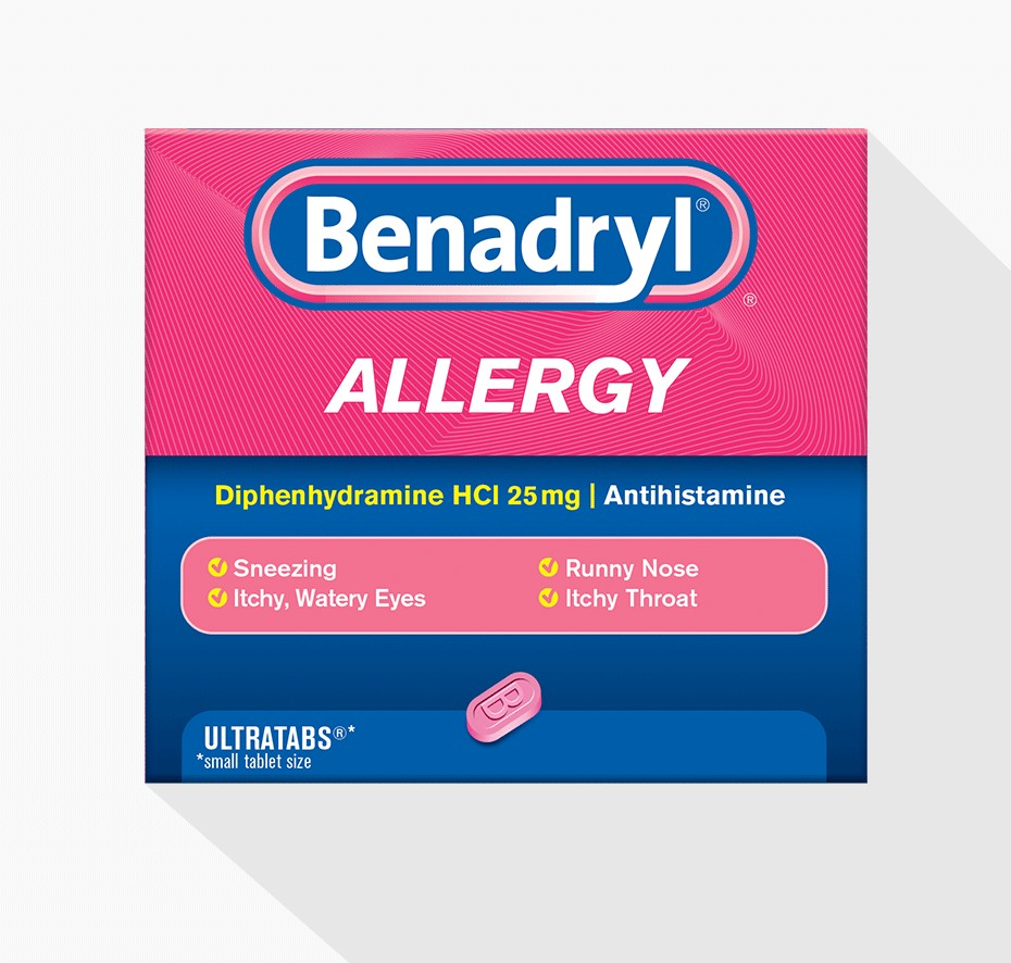 Benadryl Products